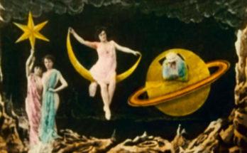 Le voyage dans la lune – 1902 – Georges Méliès