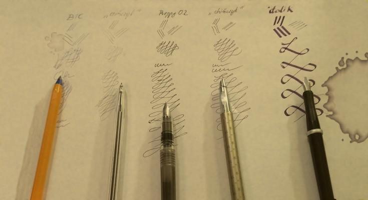 Pióro czy długopis