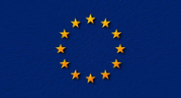 Flaga UE (zoom)